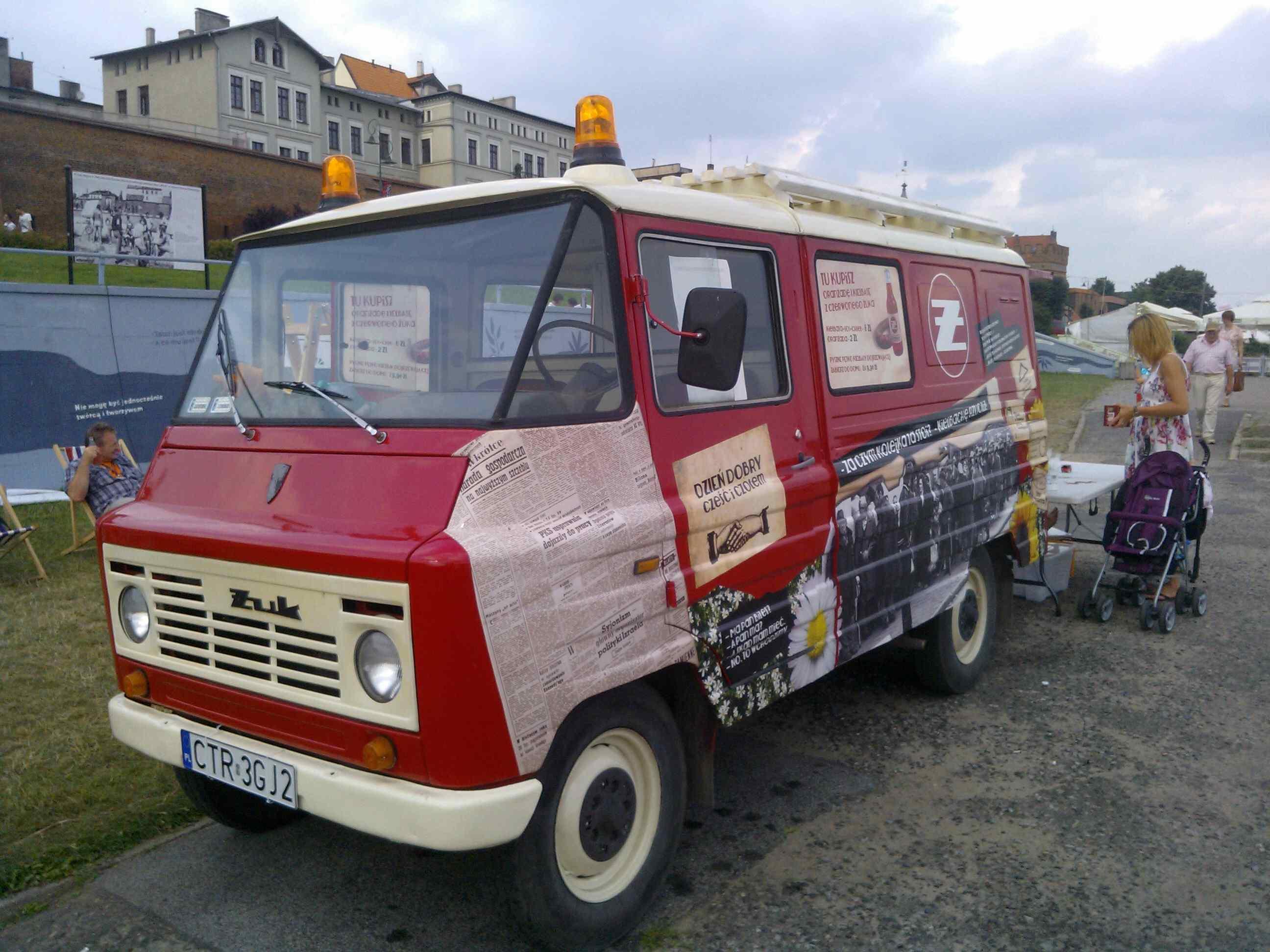 Żuk Toruń Boulvar Bar