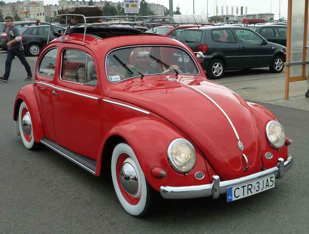 Garbus Beetle VW Volkswagen Poland