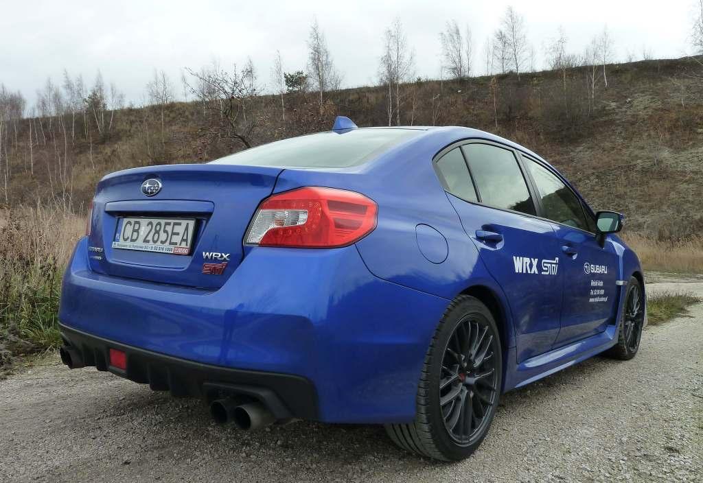 Subaru WRC STI Inowrocław Toruń Bydgoszcz Rajd Race niebieski super auto
