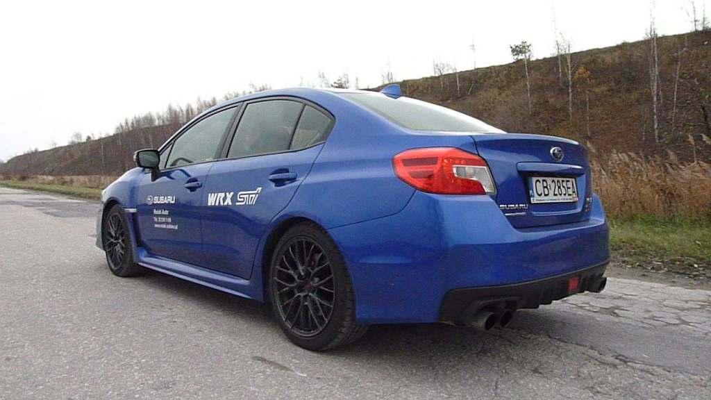 Subaru WRX STI ready steady go Poland Nascar great now teraz kup buy Reiski Auto