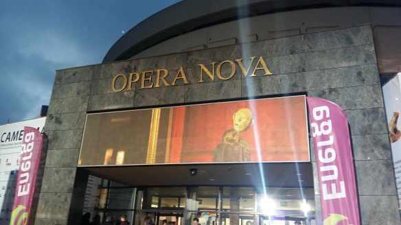 Camerimage film festival Bydgoszcz Poland Opera Nova director actors stars
