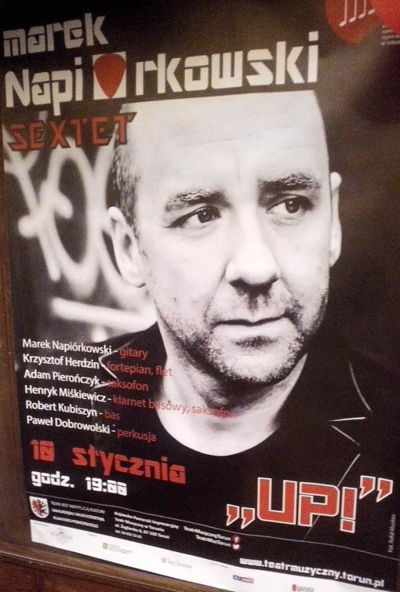 Marek Napiórkowski Henryk Miśkiewicz Krzysztof Herdzin Adam Pierończyk et al jazzmen