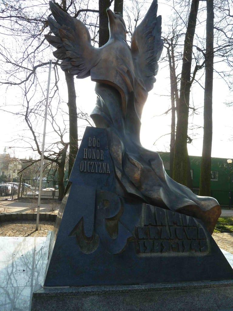 Крайо́ва АК Armia Krajowa Отечественная армия польско Второй мировой войны довоенной территор