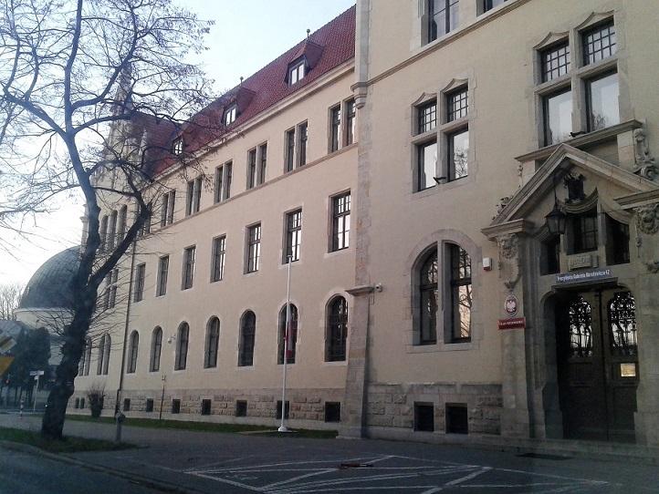 Inowrocławski zdjęcia budynek building president sąd photo Poland Polonia Pologne Polen Kujawy Cuyavia Kujawsko Pomorskie
