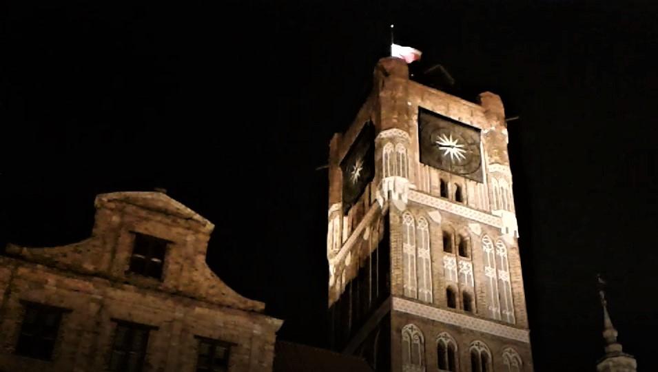 Toruń Pawła Adamowicza Paweł Cześć czci oczczono śmierć prezydenta Gdańska Kujawy Polska Inowrocław Kopernik