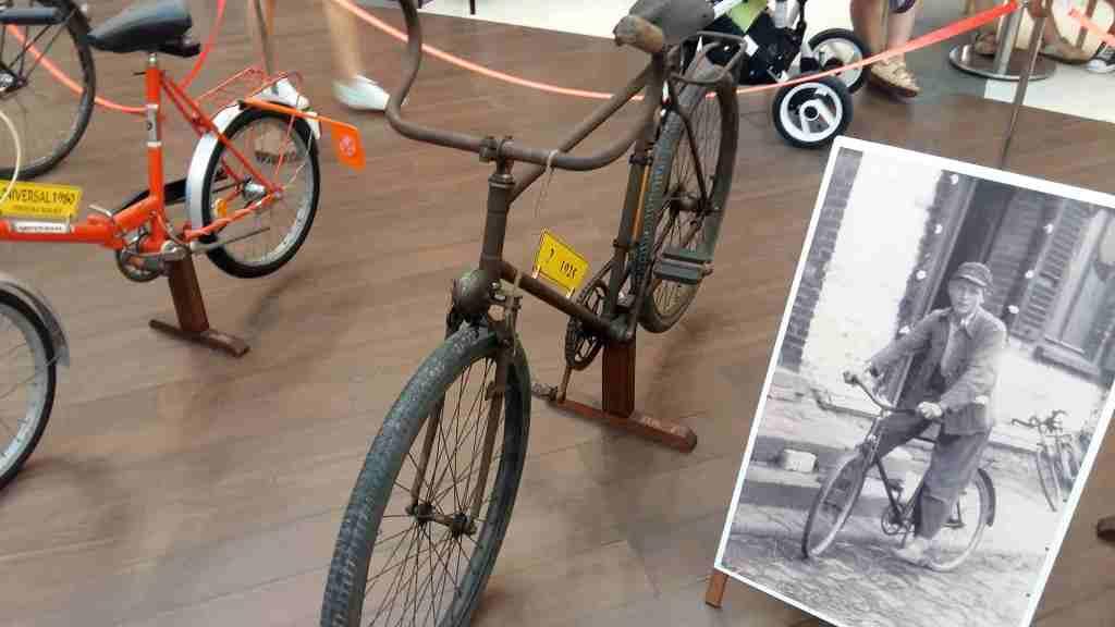 Universal stare Rowery Bikes Inowrocław bicycle Poland Posen velocipied welosiped altFahrrad Pologne Tour de
