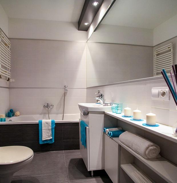 panellakás fürdőszoba