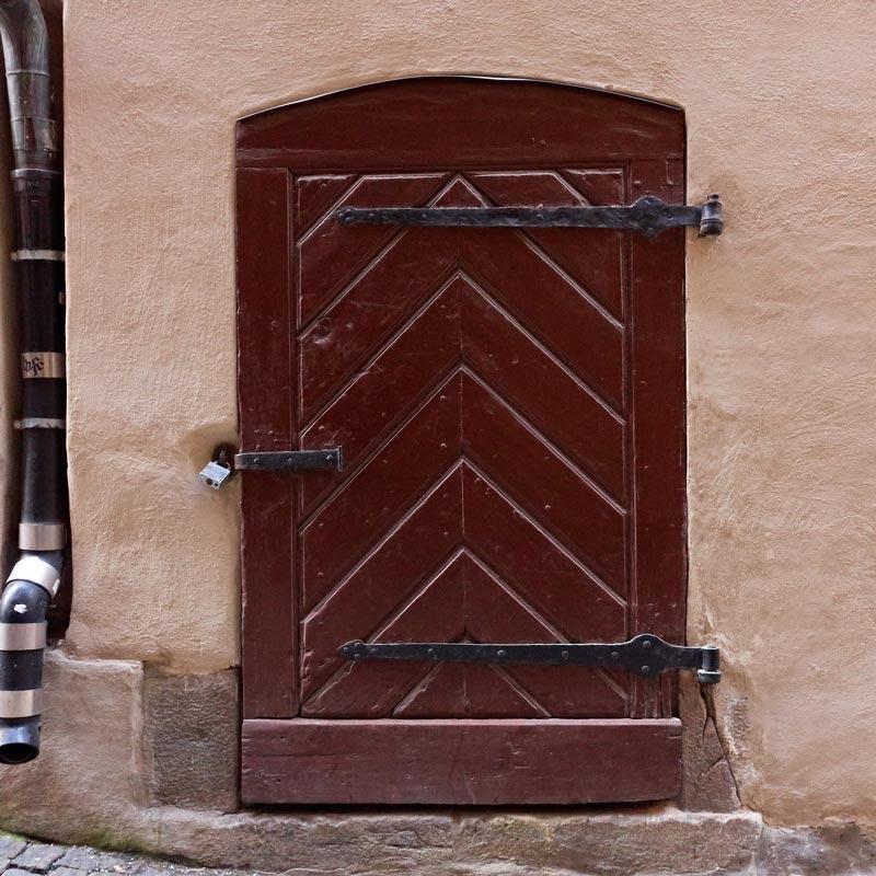 スウェーデンのドアデザイン