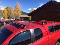Thule Roof Rack Installed   Toyota Tundra Forum