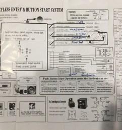aftermarket keyles entry wiring diagram [ 2048 x 1536 Pixel ]