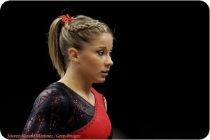 top 5 gymnastics hairstyles for your next petition