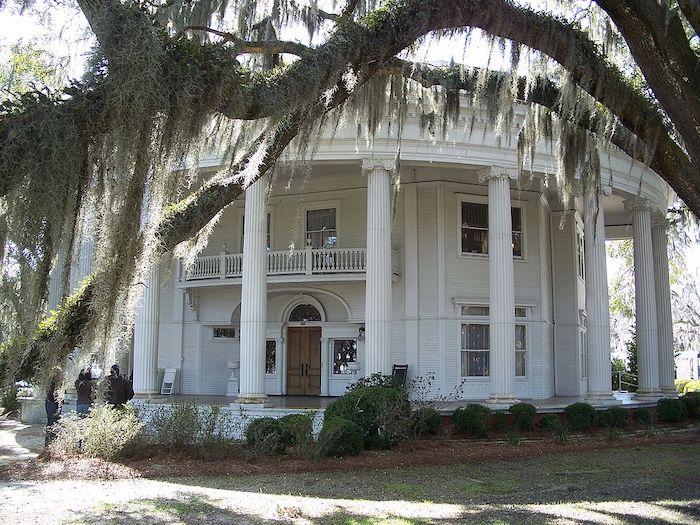 The Crescent mansion in Valdosta, Georgia