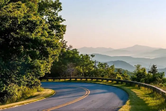 Blue Ridge Parkway Drive, Hickory, North Carolina