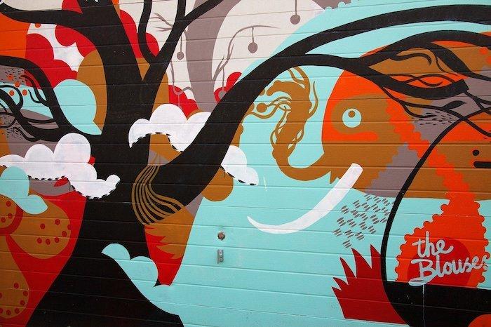 Street Art in Billings
