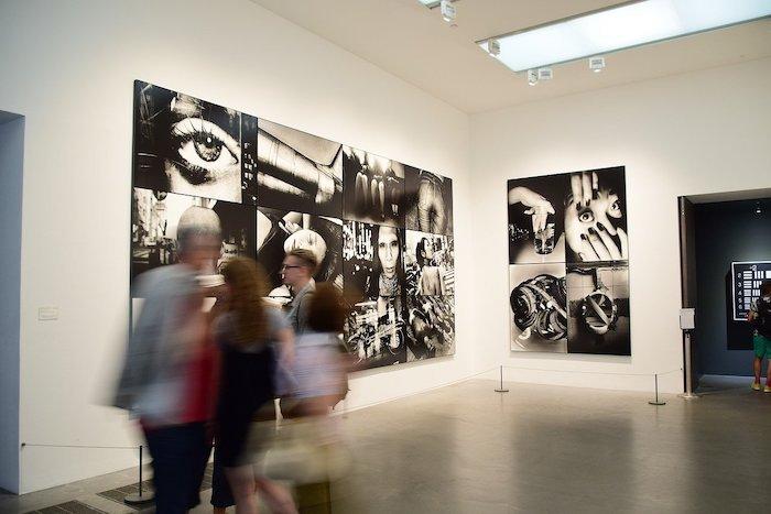 legacy art museum on main