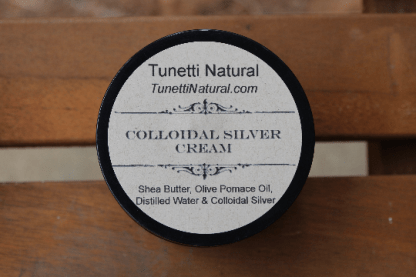 Colloidal Silver Cream
