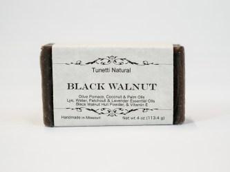 Black Walnut Soap