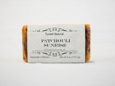 Patchouli Sunrise