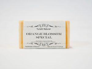 Orange Blossom Special Soap