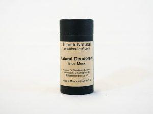 Blue Musk Deodorant