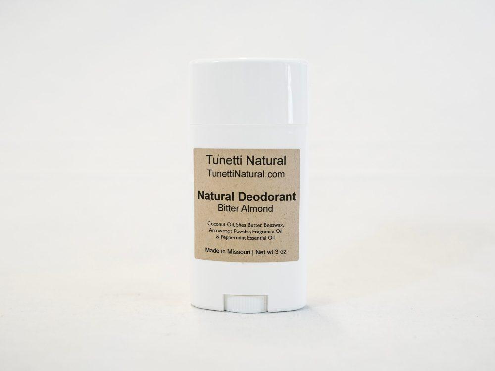 Bitter Almond Deodorant