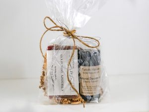 Bar Soap & Dedorant Gift Set