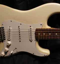 fender stratocaster custom shop guitar 1990 ritchie blackmore [ 4132 x 2750 Pixel ]