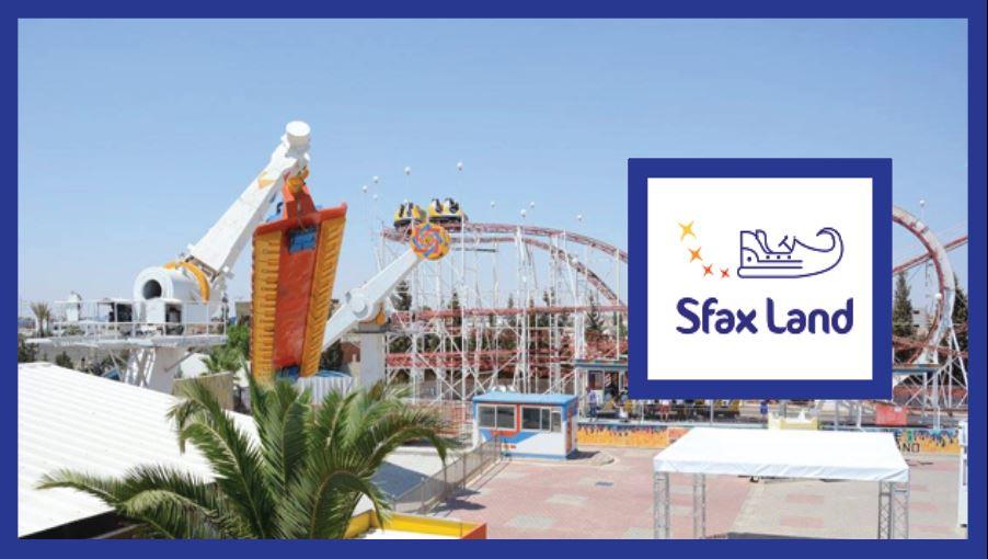 P0085 Zinadi Entertainment Parc Sfax Land recrute Agent commercial
