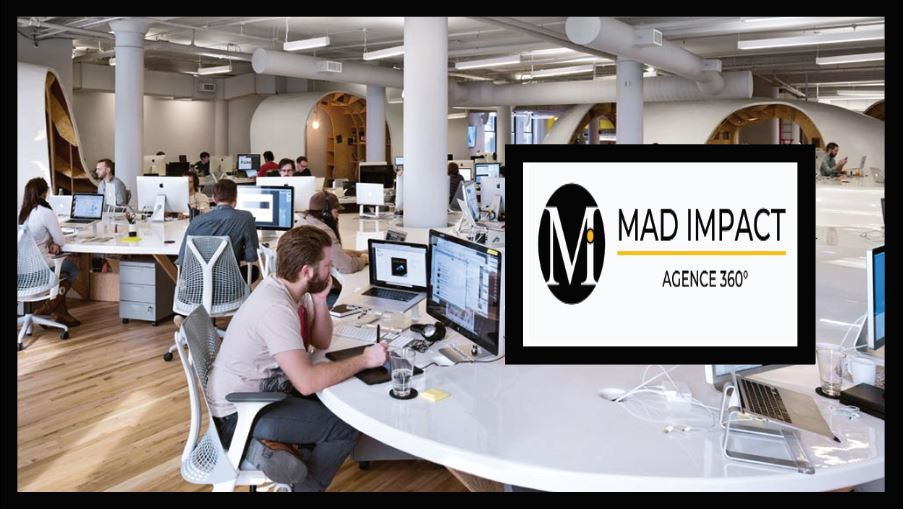 P0086 Mad Impact recrute Commerciale Web