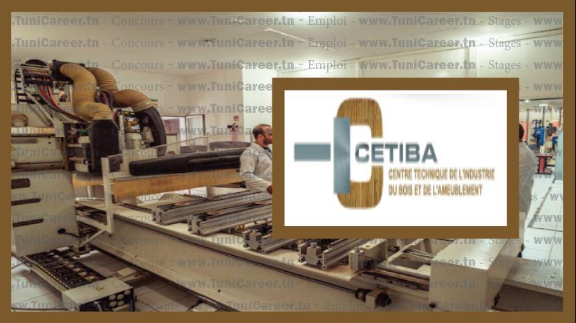 P0213 انتداب اطارات بالمركز الفني لصناعة الخشب و التأثيث