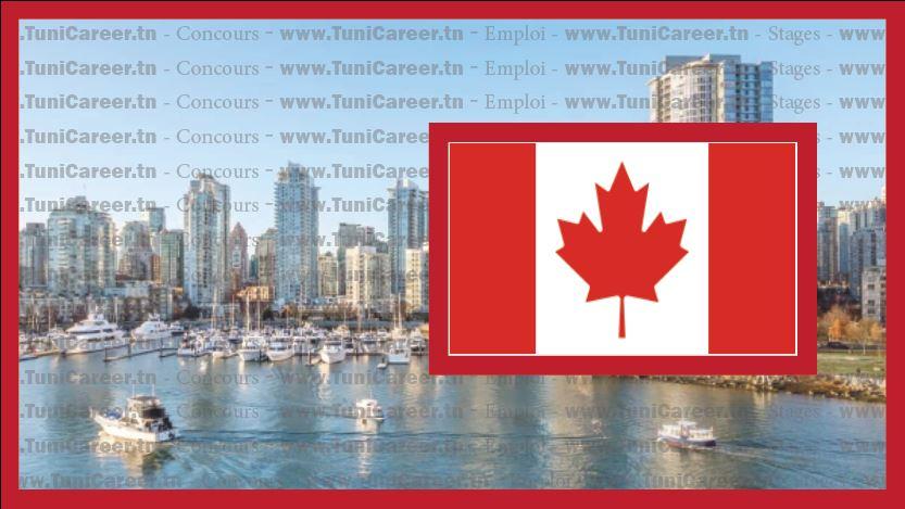 P0214 فرص عمل للتونسيين كندا تفتح باب الهجرة Concours 2020