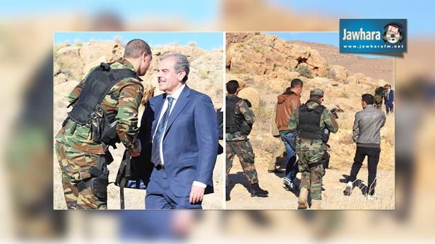 -وزارة-الدفاع--الأشخاص-الذين-ظهروا-مع-الزنايدي-في-الشعانبي-ليسوا-بعسكريين