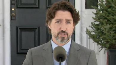 Photo of مسلح داخل منزل رئيس وزراء كندا!