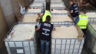 Photo of كانت ستروج في دول عربية: ايطاليا تضبط شحنة مخدرات ضخمة