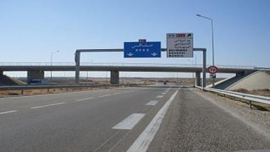 مواطنون يغلقون الطريق السيارة صفاقس_قابس احتجاجا على عدم تزويدهم بالغاز المنزلي