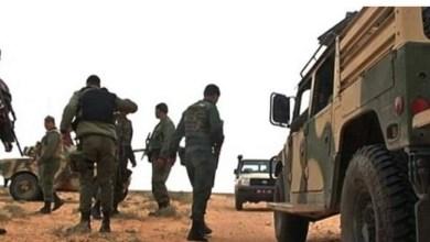 "Photo of وحدات الجيش الوطني تمنع معتصمي شركة البيئة من إغلاق ""الفانة"" بالفوار"