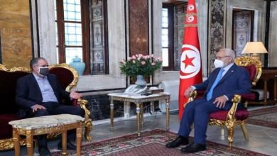 Photo of الغنوشي والطبوبي يتباحثان حلّ أزمة الأوضاع في البلاد