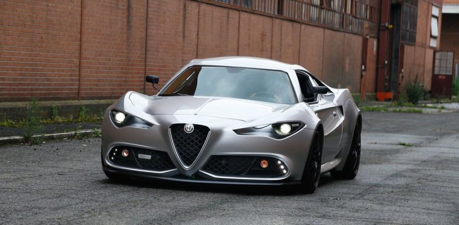 Alfa Romeo Mole Costruzione Artigianale 001