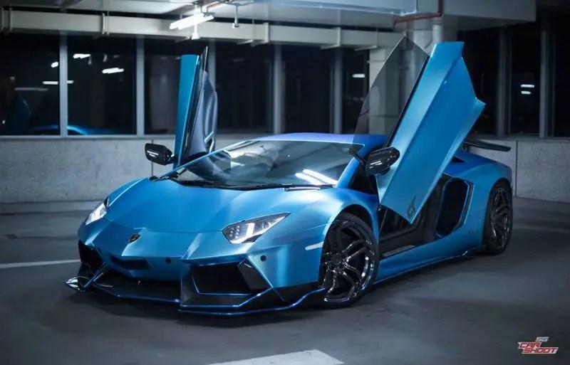Digital Cars Wallpapers Lamborghini Aventador Mit 21 Zoll Advnl2 Alufelgen