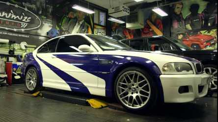 Nfs Most Wanted 2 Cars Wallpapers Video Reales Need For Speed Bmw E46 M3 Mit Fernbedienung