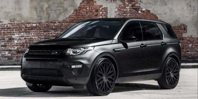 Project Cars 2 Deluxe Edition Wallpaper Kahn Design Land Rover Discovery Sport Black Label Edition
