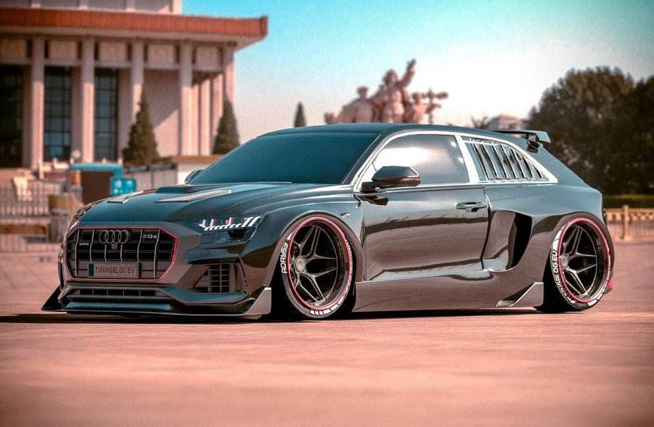 2019 Audi Rs7 E C8 Sportback Widebody 900 Ps Tuning 1 2019 Audi Rs7