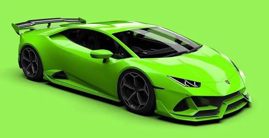 Vorsteiner Bodykit für den Lamborghini Huracan Evo!
