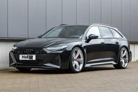 H&R Audi RS 6 Avant