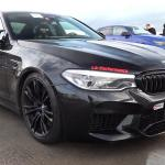 Video 1 100 Ps Bmw M5 F90 From La Performance In The Drag Race