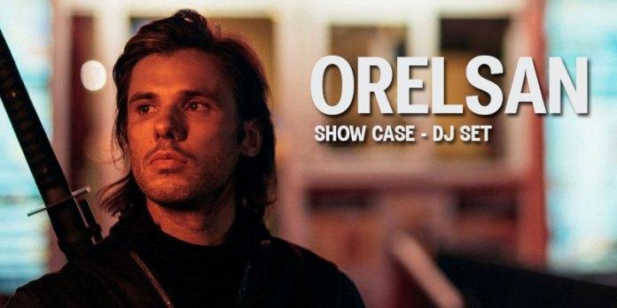 French rapper Orelsan in Tunisia