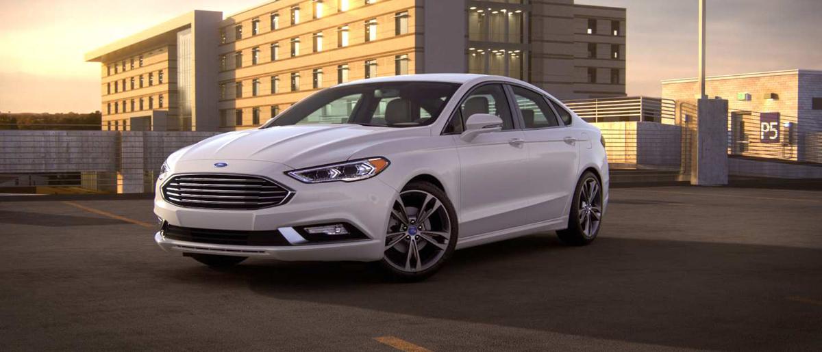 La nouvelle Ford Fusion chez Alpha Ford à partir 62.900 dinars TTC