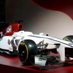 2018 signe le Grand Retour de Alfa Romeo en F1