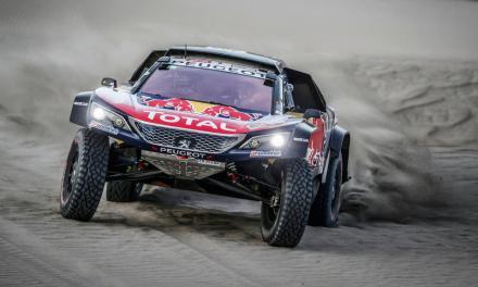 Peugeot remporte le Dakar 2018