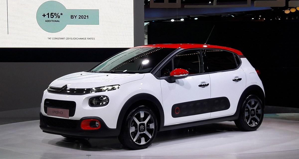 La nouvelle Citroën C3